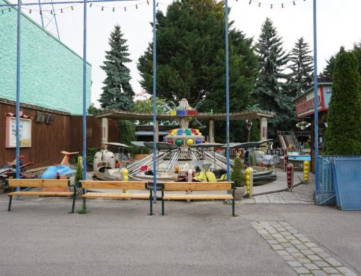 Kinderparadies Prater