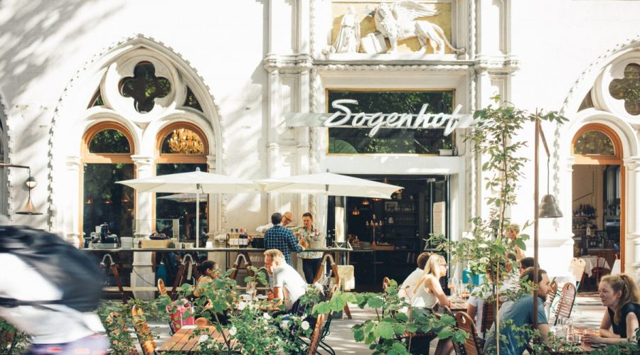 5 Questions To: Dogenhof Restaurant
