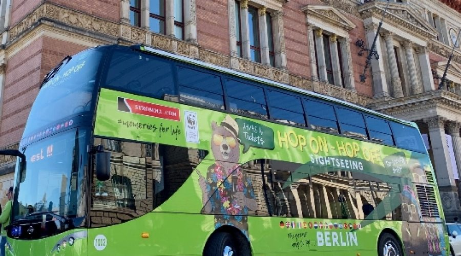 5 Questions To: Stromma Sightseeing by bus