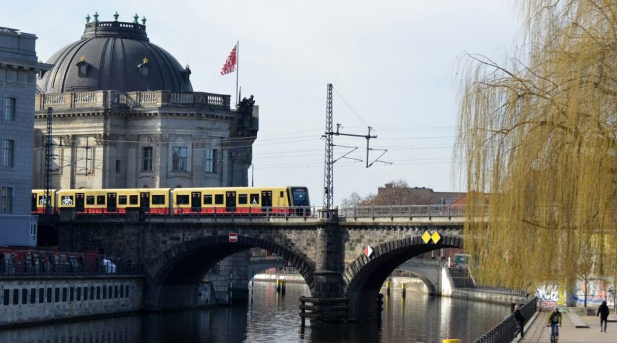 5 Questions To: S-Bahn Berlin